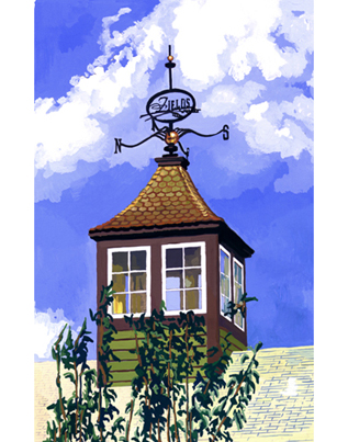 Fields Cupola